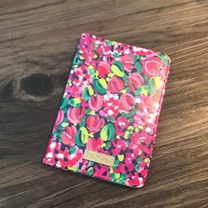 Lily Pulitzer passport cover case